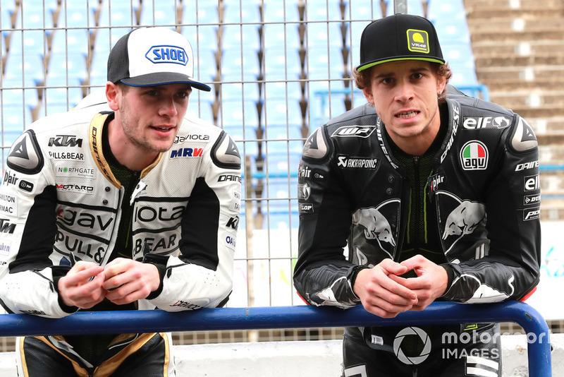 Jake Dixon, Jake Dixon, Angel Nieto Team, Marco Bezzecchi, Red Bull KTM Tech 3