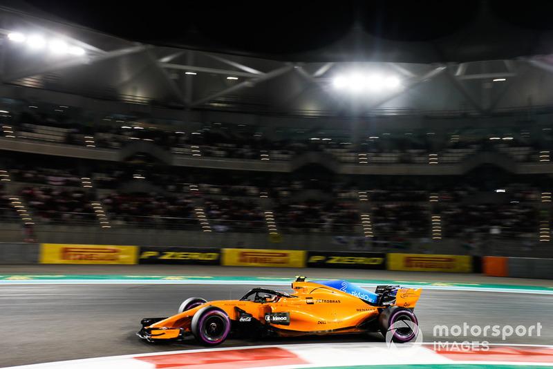 2018. McLaren MCL33 Renault