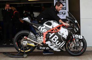 Philipp Oettl's KTM