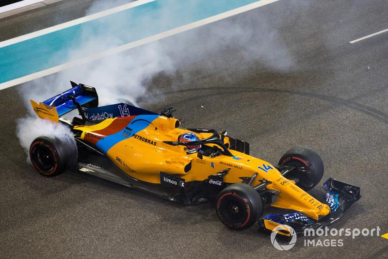 Fernando Alonso - McLaren: 7 puan