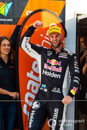 Подиум: Шейн ван Гисберген, Triple Eight Race Engineering