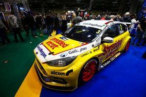 Tom Chilton's BTCC Ford Focus