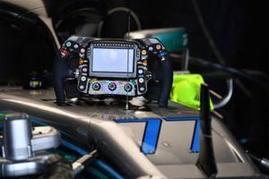 Mercedes-AMG F1 W09 steering wheel