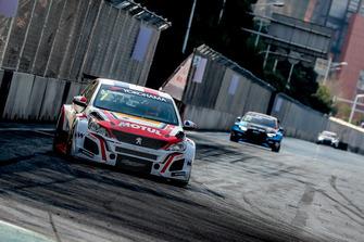 Aurélien Comte, DG Sport Competition Peugeot 308TCR