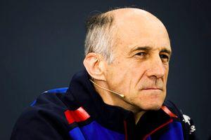 Franz Tost, Team Principal, Scuderia Toro Rosso, in the Team Principals Press Conference