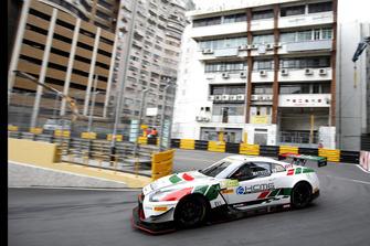 #23 KCMG Nismo GT-R GT3: Tsugio Matsuda