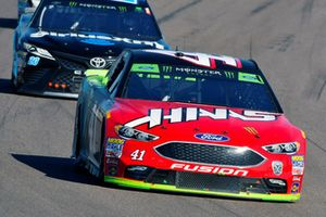 Kurt Busch, Stewart-Haas Racing, Ford Fusion State Haas Automation/Monster Energy