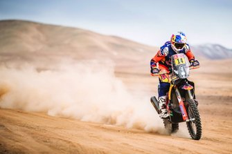 Сэм Сандерленд, Red Bull KTM Factory Team, KTM 450 Rally (№14)