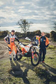 #17 KTM Racing Team: Laia Sanz