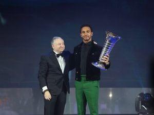 Formel-1-Weltmeister 2018: Lewis Hamilton
