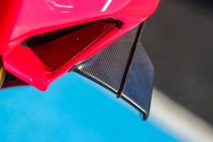 Ducati Panigale V4R detail