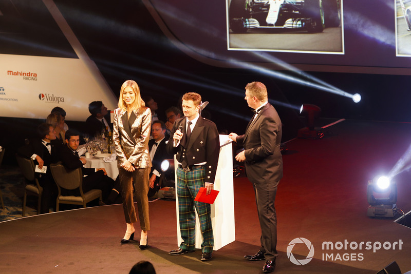 Allan McNish, Nicki Shields ve David Croft