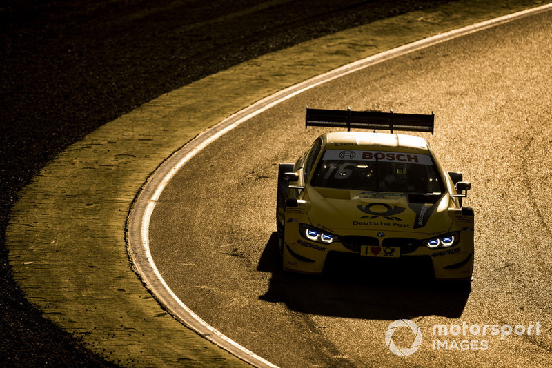 Timo Glock, BMW Team RMG, Saisonfinale in Hockenheim