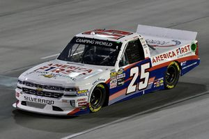 Tyler Dippel, GMS Racing, Chevrolet Silverado America First/Turning Point USA