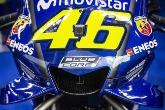 Startnummer 46 von Valentino Rossi, Yamaha Factory Racing