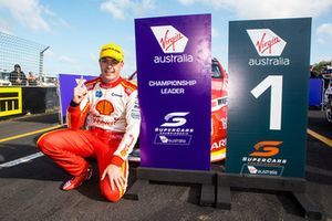 Race winner Scott McLaughlin, DJR Team Penske