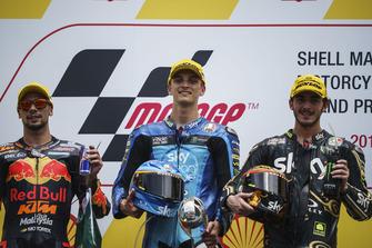 Miguel Oliveira, Red Bull KTM Ajo, Luca Marini, Sky Racing Team VR46, Francesco Bagnaia, Sky Racing Team VR46