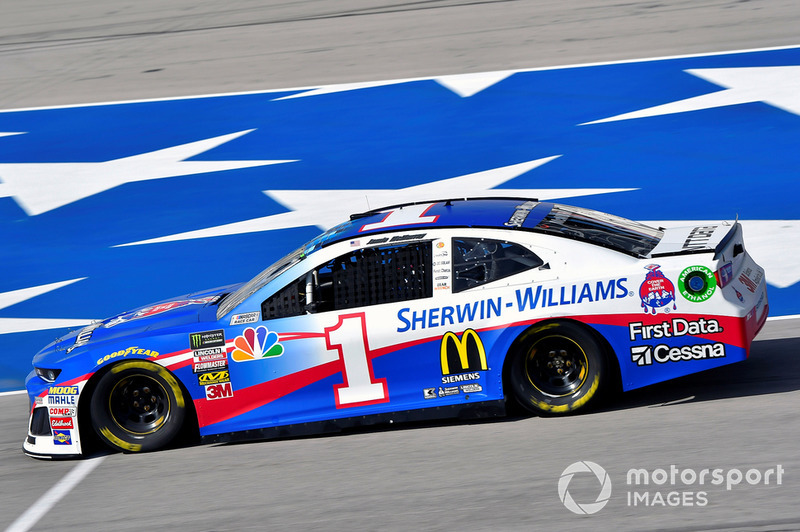 20. Jamie McMurray, Chip Ganassi Racing, Chevrolet Camaro Sherwin-Williams