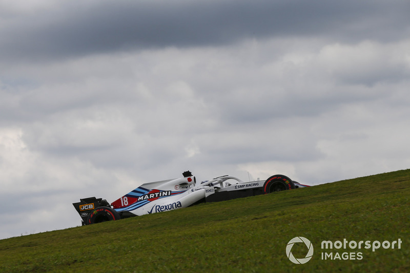 P18: Lance Stroll, Williams FW41
