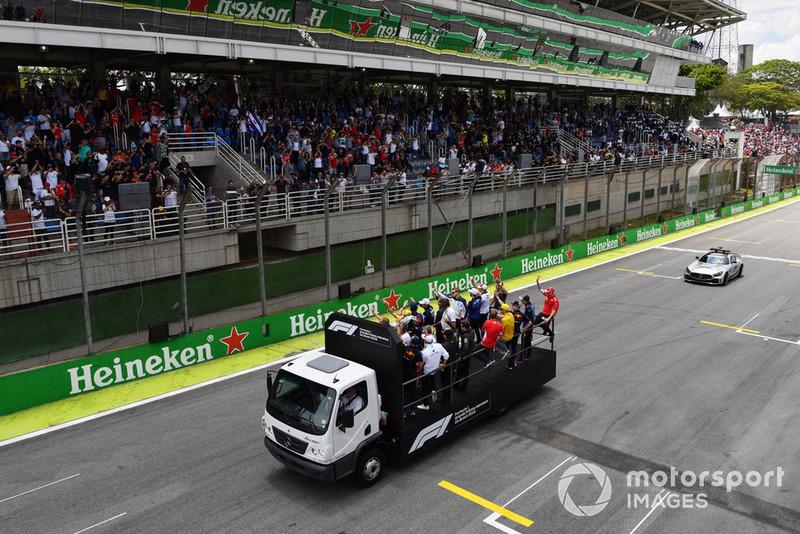 Szerkesztői TOP - Brazil Nagydíj - F1 2018