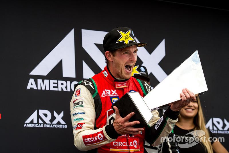 ARX (Supercar): Скотт Спид