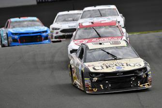 Chris Buescher, JTG Daugherty Racing, Chevrolet Camaro Maple Cheerios