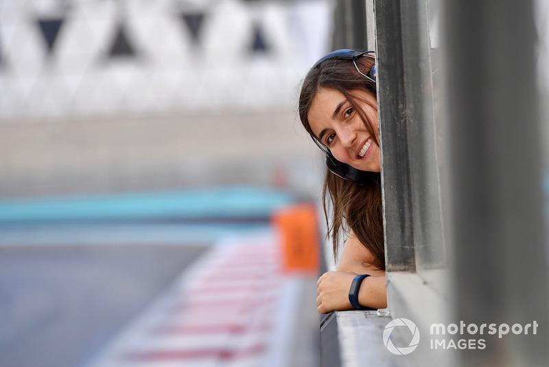 Tatiana Calderon (2018)