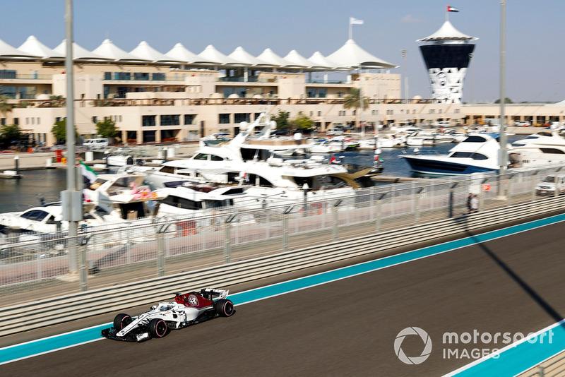 Kimi Raikkonen, Sauber C37: 1:39.878 (Hiperblando 2019)