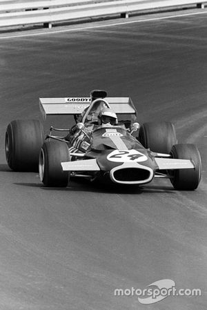 Chris Craft, Brabham BT33