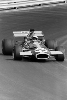 Крис Крафт, Brabham BT33