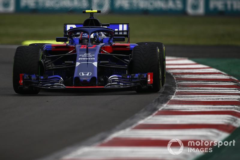 14. П'єр Гаслі, Toro Rosso — 29