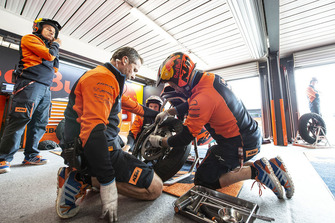 Red Bull KTM Factory Racing Mekanikeri