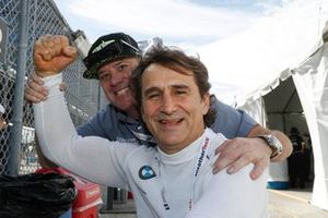 Jimmy Vasser and Alex Zanardi