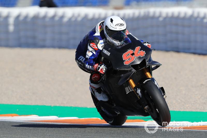 Йонас Фольгер, Yamaha Factory Racing, bike
