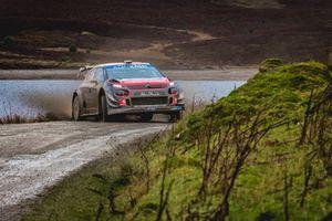 Craig Breen, Scott Martin, Citroën World Rally Team Citroën C3 WRC Nikos Katikis