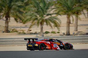 #188 Sweden, Garage 59 McLaren 650S GT3: Alexander West, Victor Bouveng