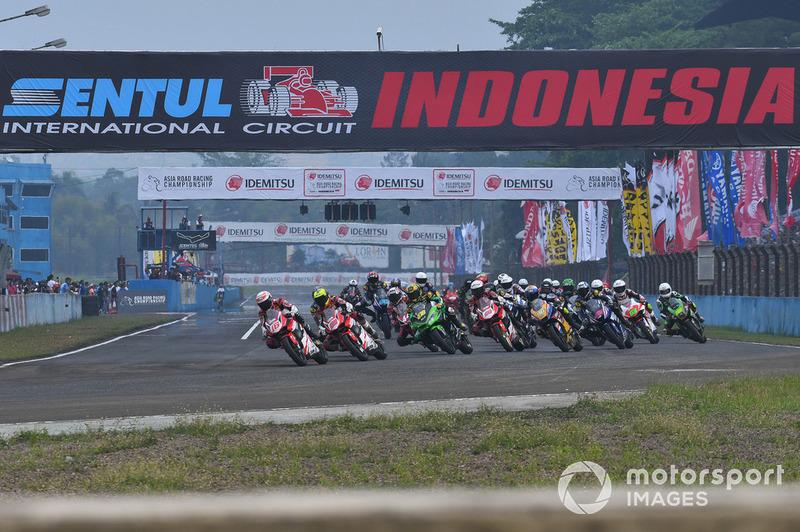 Race 2 AP250 ARRC Sentul 2018