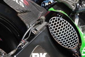 تفاصيل دراجة فريق تيك 3 ياماها