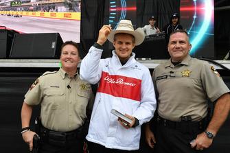 Marcus Ericsson, Sauber en politie