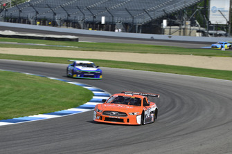 #14 TA2 Ford Mustang driven by Matt Parent of Mike Cope Racing Enterprises