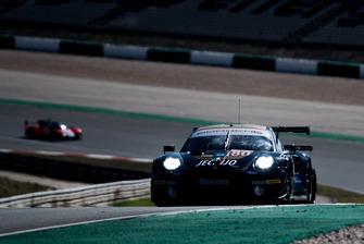 #80 Ebimotors Porsche 911 RSR: Fabio Babini, Riccardo Pera, Bret Curtis