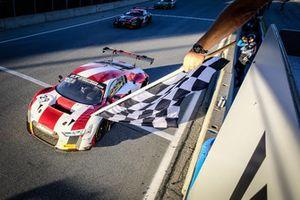 1. #29 Audi Sport Team Land Motorsport Audi R8 LMS: Christopher Haase, Kelvin van der Linde, Christopher Mies