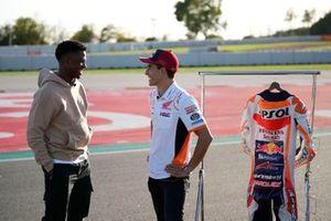 Ansu Fati, FC Barcelona, Marc Márquez, Repsol Honda Team