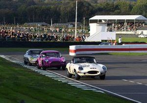 Moss Trophy Nigel Greensall Jaguar E-Type