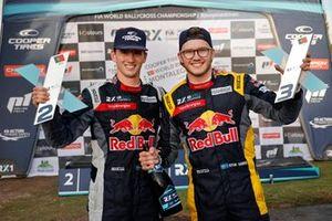 Timmy Hansen, Hansen World RX Team Peugeot 208, Kevin Hansen, Hansen World RX Team Peugeot 208