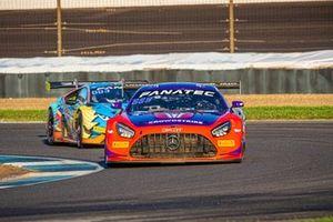 #19 DXDT Racing Mercedes-AMG GT3 GT3: Erin Vogel, Thomas Merrill, Michael Cooper