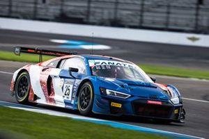 #25 Audi Sport Team Sainteloc Audi R8 LMS GT3 GT3: Christopher Haase, Markus Winkelhock, Patric Niederhauser