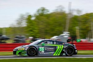 #39: CarBahn with Peregrine Racing Audi R8 LMS GT3, GTD: Richard Heistand, Jeff Westphal