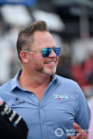 #60 Meyer Shank Racing w/Curb-Agajanian Acura DPi: Meyer Shank