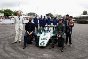 Lord March, Tom Cruise, Wade Eastwood and Karun Chandhok